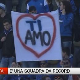 Bologna-Atalanta 0-2, nerazzurri da record