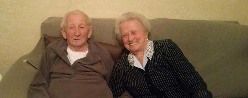 La ricetta della felicità di Rina e Giovanni «Sposi da 70 anni, con pazienza e fede»