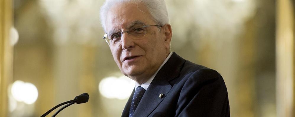 L'abbraccio di Bergamo a Mattarella Il programma della visita del presidente