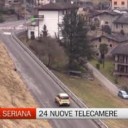 Alta Val Seriana, in arrivo 24 nuove telecamere