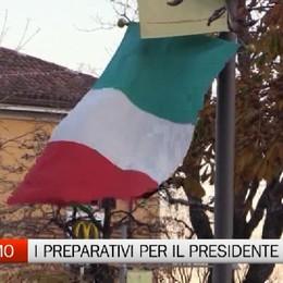 Bergamo, i preparativi per l'arrivo del presidente Mattarella