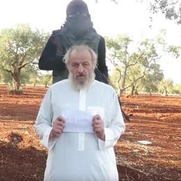 Italiano ostaggio in Siria da 7 mesi «Il governo intervenga» - Video