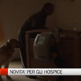 Novità per gli hospice