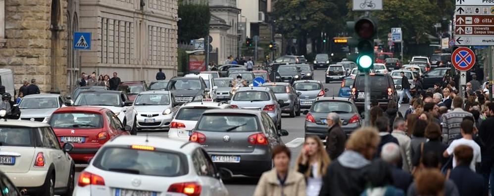 Volete evitare traffico e incidenti? Attenzione al traffico in Val Seriana