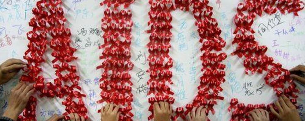 Aids, a rischio i giovani A Bergamo 100 nuovi casi l'anno