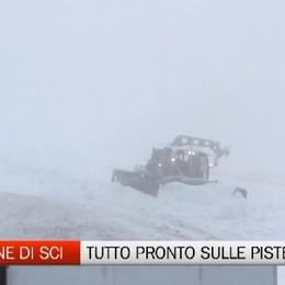 Brembo Ski, dal 7 apre la stagione