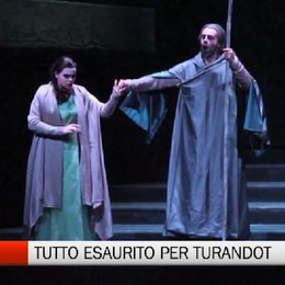 Bergamo - Donizetti sold-out per Turandot