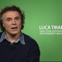 Luca Tiraboschi, una vita per la tv «La sfida? Accontentare il pubblico»