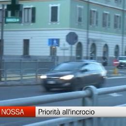 Ponte Nossa, il sindaco: Priorità all'incrocio