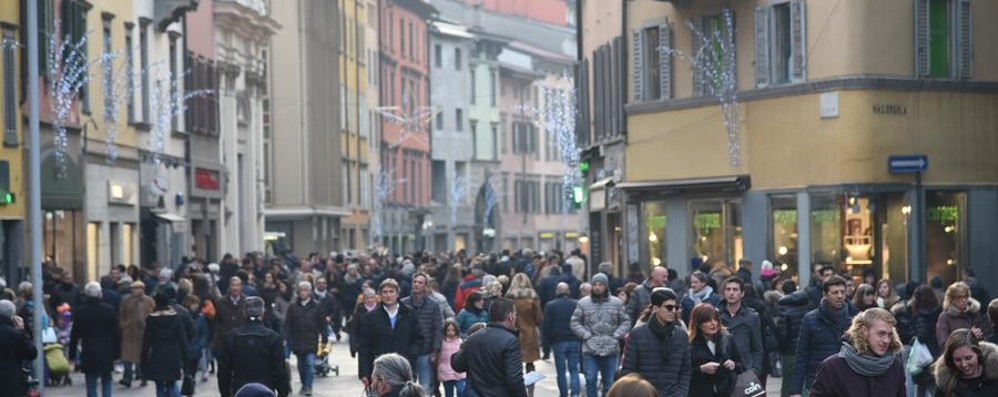 Re e regina dello shopping? A Bergamo in palio 2 mila euro