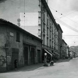 Fabbriche,  strade e il sogno di Milano Quanta storia in via Palma il Vecchio