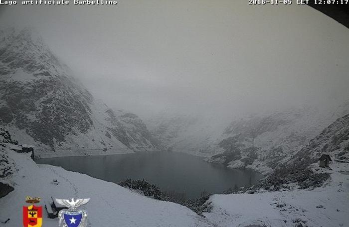 foto web cam Lago barbellino
