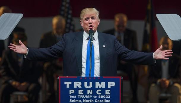 Trump: sistema truccato,Hillary protetta