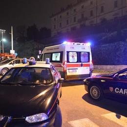 In auto contro il ponte sul fiume Uomo muore a Canonica d'Adda