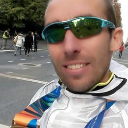 Maratona di NY, Gualdi primo azzurro «Correre qui è un'emozione unica»