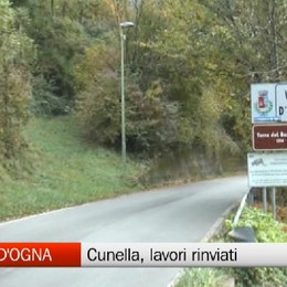 Villa d'Ogna, lavori rimandati al 2017