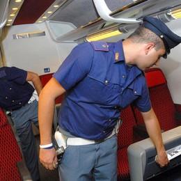 «Carrozza per la sicurezza delle donne» Trenord: più poliziotti sui vagoni
