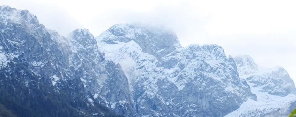 Mercoledì ancora neve in Bergamasca Freddo fino a domenica, attenti alle strade