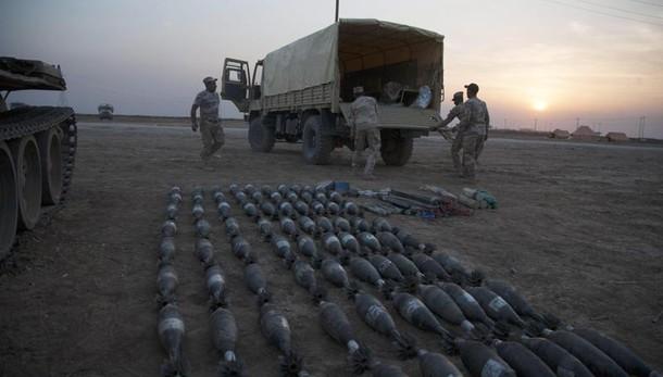 Mosul: 20 civili-scudi umani uccisi