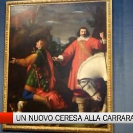 Arte - Un nuovo Ceresa alla Carrara