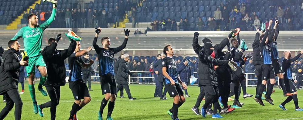 Atalanta, tripletta delle riserve E così si vince anche in Coppa Italia
