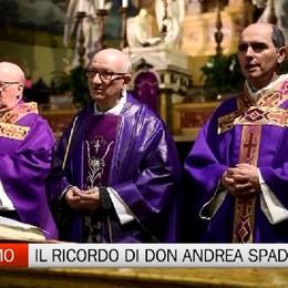 Bergamo ricorda Don Spada   a 12 anni dalla scomparsa