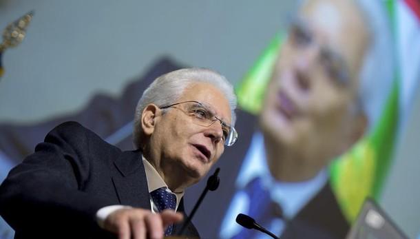 Borsa: Mattarella, servono valori etici