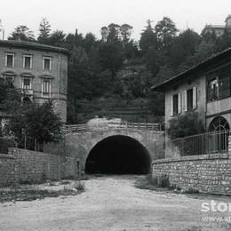 Conca d'oro,   il rifugio antiaereo diventò una galleria aperta al traffico