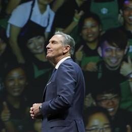 Mister Starbucks fa un passo indietro Prossimo obiettivo la Casa Bianca?