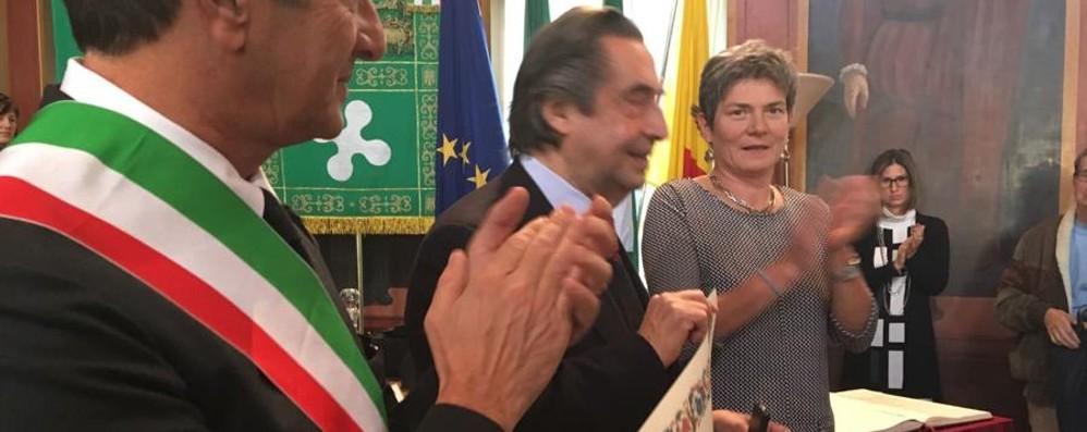 Muti: grazie Bergamo - Foto/video Ecco i suoi ricordi, celebrando Donizetti