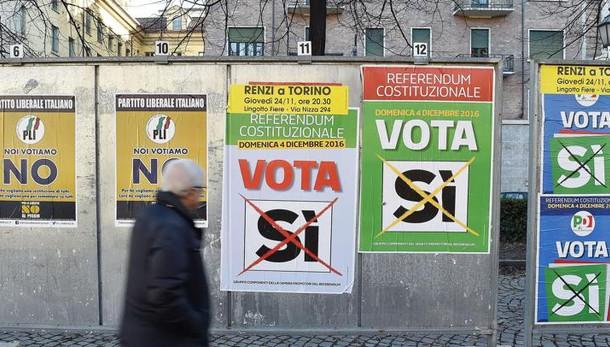 Referendum: via libera Consiglio Stato