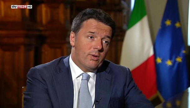 Renzi, Grillo? Mi denunci pure