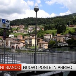 San Giovanni Bianco: 3 milioni per un nuovo ponte