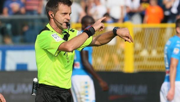 Serie A: Napoli-Inter affidata a Rizzoli