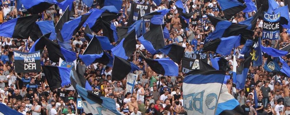 Settore ospiti esaurito a Torino Oltre 2.000 tifosi con l'Atalanta