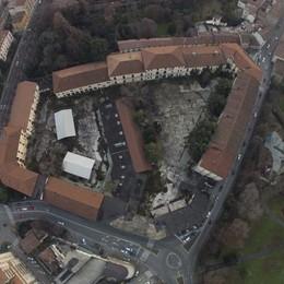 Signorsì, la caserma rinasce davvero Montelungo, a febbraio le demolizioni