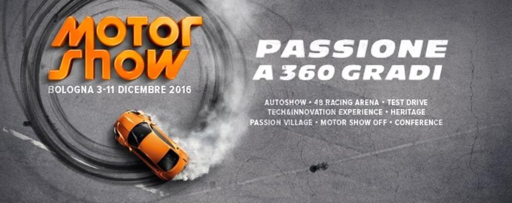 Torna il Motor Show Da sabato a Bologna