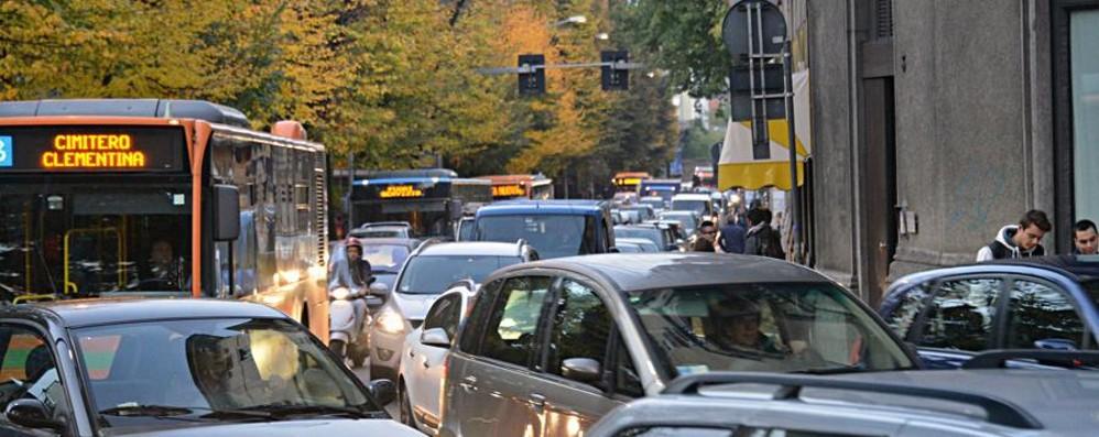 Volete evitare traffico e incidenti? Attenzione alle code a Dalmine