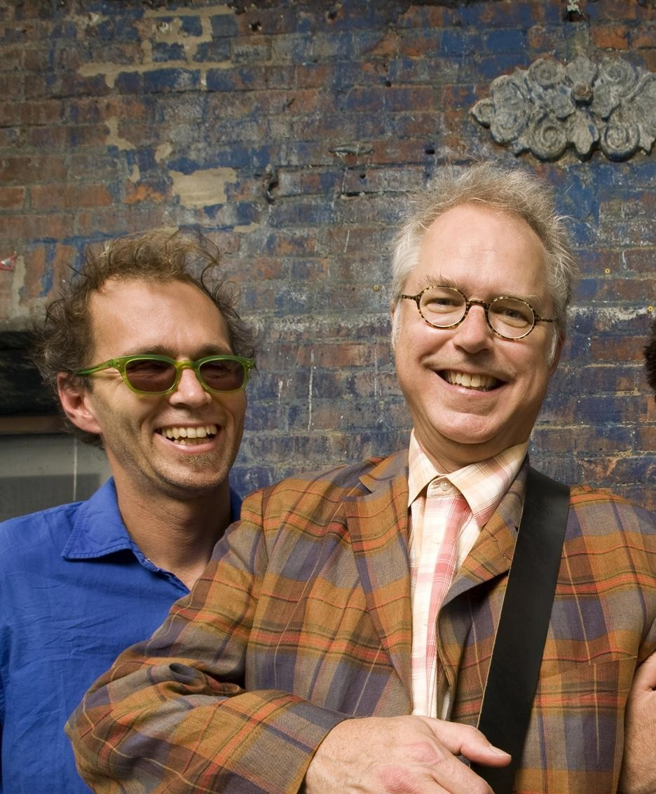 Bill Frisell e Kenny Wollesen