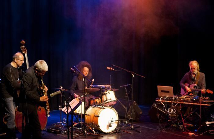 Andy Sheppard Quartet