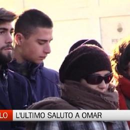 Grumello del Monte, l'ultimo saluto a Omar