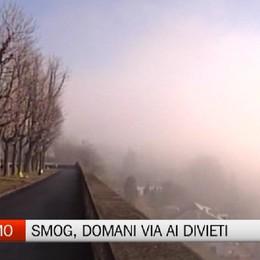 Smog, domani scattano i divieti in 22 Comuni