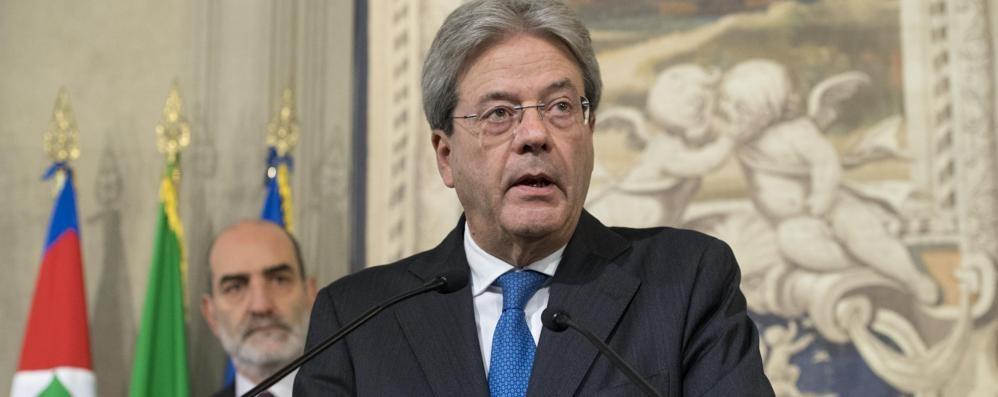 Gentiloni incaricato da Mattarella «Per me è un alto onore»