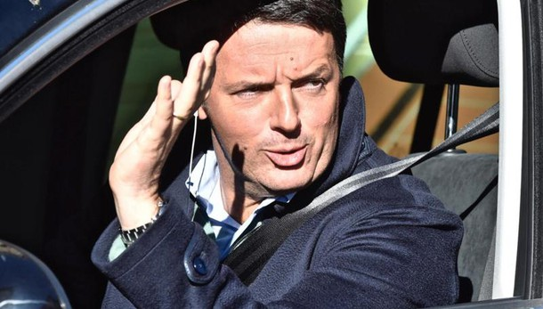 Renzi, lasciato P.Chigi. Torno a casa