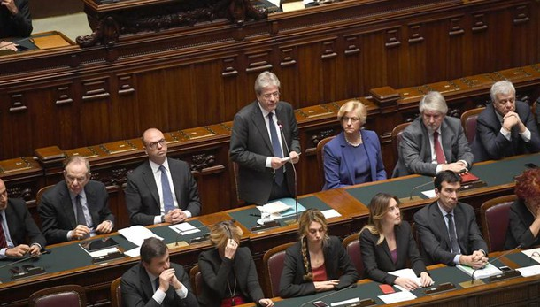 Gentiloni, l.elettorale, decidono Camere