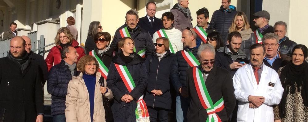 Piario, chiusura del punto nascita «Non siamo dei numeri, sabato  in piazza»