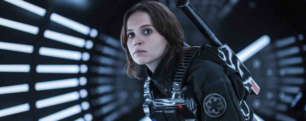 Rogue One: A Star Wars Story Il film  a mezzanotte all'Uci - video