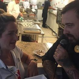 Chef Rubio in tv con un film - video Nella sigla Martina Caironi e Bebe Vio