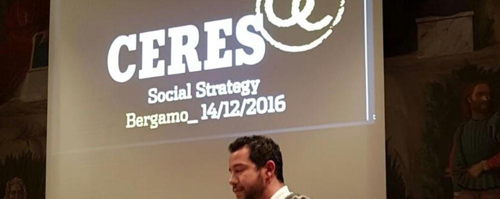 Come nasce un caso virale  Il successo social di Ceres