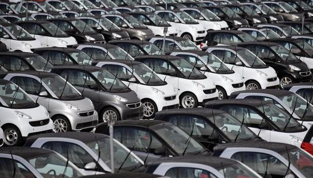Auto,cresce mercato Europa a novembre
